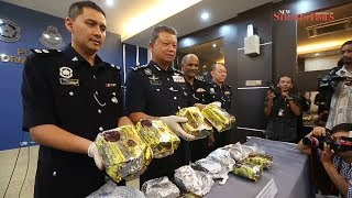 Police bust businessman running drug syndicate, seize RM488,600 syabu