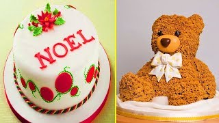 Perfect Cake Decorating Ideas 2018 | Top 10 Easy Chocolate Cake Tasty #2