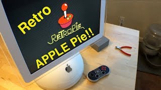 Retro Apple Pie - iMac G4 Refresh