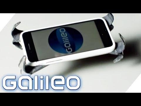 Handy Airbag: Wirklich nie wieder kaputte Smartphone-Displays?   Galileo   ProSieben