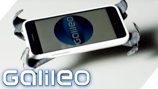 Handy Airbag: Wirklich nie wieder kaputte Smartphone-Displays? | Galileo | ProSieben
