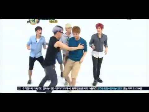 Weekly Idol-Beast Trouble maker! (Version Hyunseung & Junhyung) cut Fiction