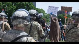 Protests at the Capitol | The People of your Minnesota National Guard