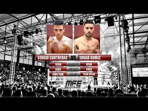 MIX FIGHT - SERGIO CONTRERAS vs EDGAR GOMEZ