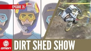 This Week's Best MTB Films + Crazy Inventions! | The Dirt Shed Show Ep. 35
