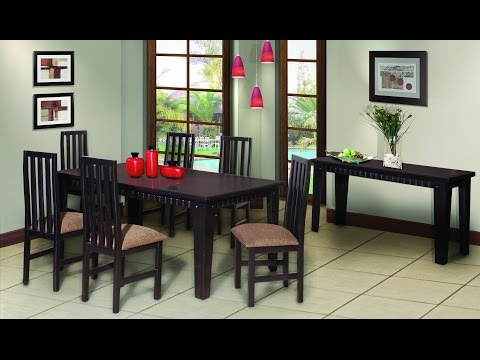 Dining Room Suites - YouTube