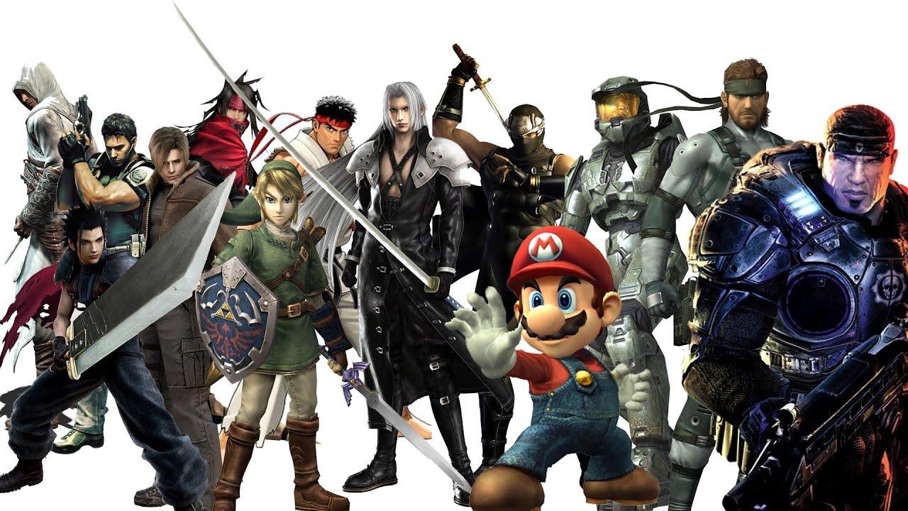 Top 10 personajes mas cool y carismaticos de los
