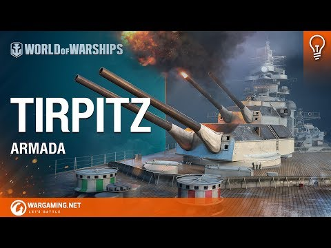Tirpitz - Global wiki  Wargaming net