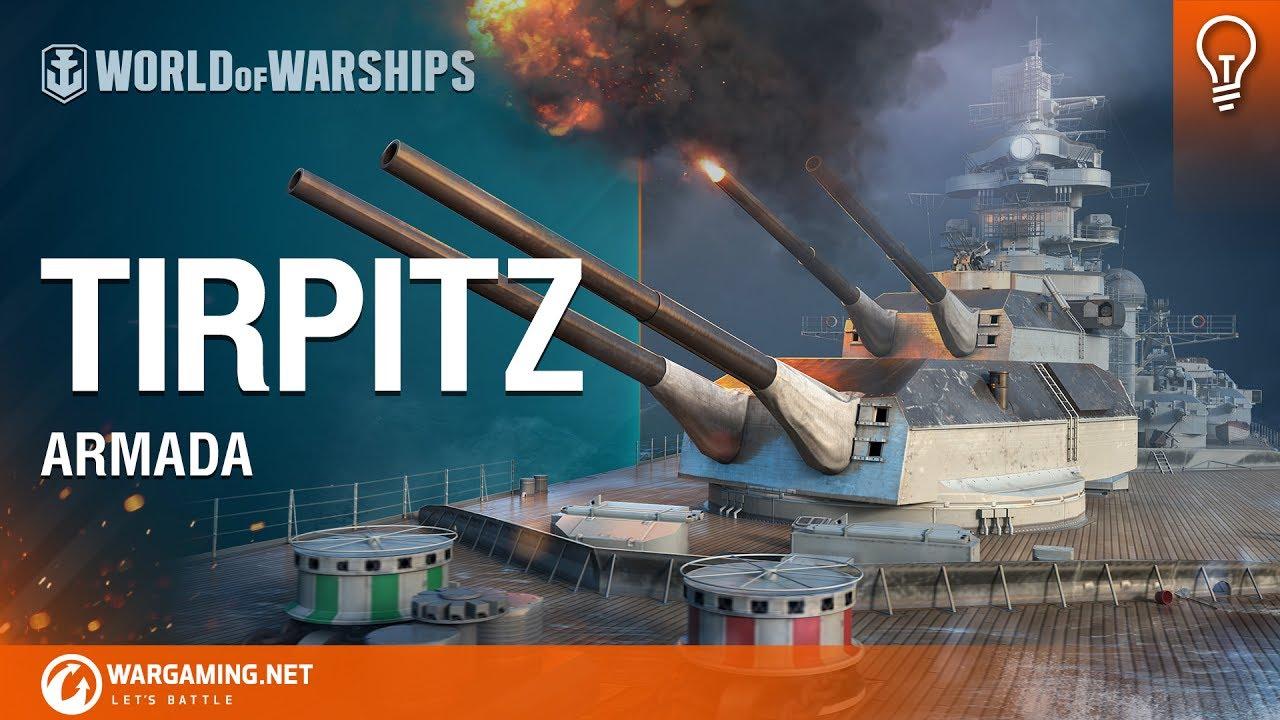 Tirpitz - Global wiki  Wargaming net