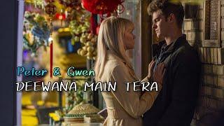 Peter & Gwen    Deewana Main Tera Deewana Song    Shah Rukh Khan    The Amazing Spider-man    Marvel