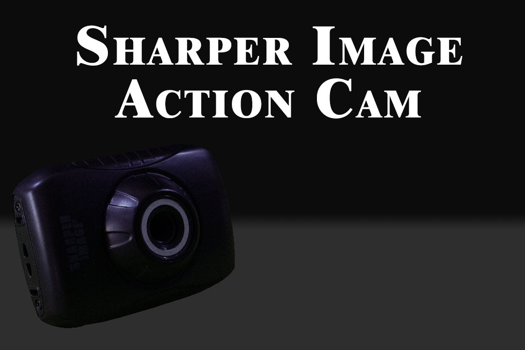 Not So Sharper Image Hd Action Camera Unbox Youtube