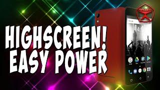 БЕЗУМНЫЙ Highscreen! Easy Power на 8000 мАч / Арстайл /