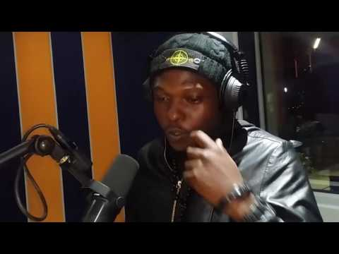 RAS CALEB JUNE 2016 INTERVIEW @ STAR FM wit J BOSS