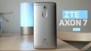 ZTE Axon 7 mini - распаковка и первое впечатление