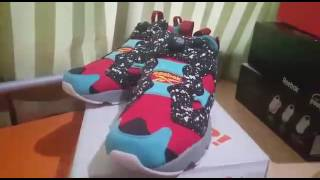 24f33ef5584 Review On The Reebok Instapump Fury With An On Feet Review!