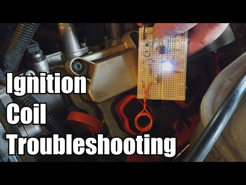 Ignition Coil Troubleshooting  / Ignition Pulse Detector