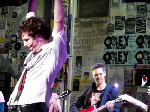 American Idiot Farewell to John Gallagher Jr, Michael Esper, and Billie Joe Armstrong, Feb 27, 2011