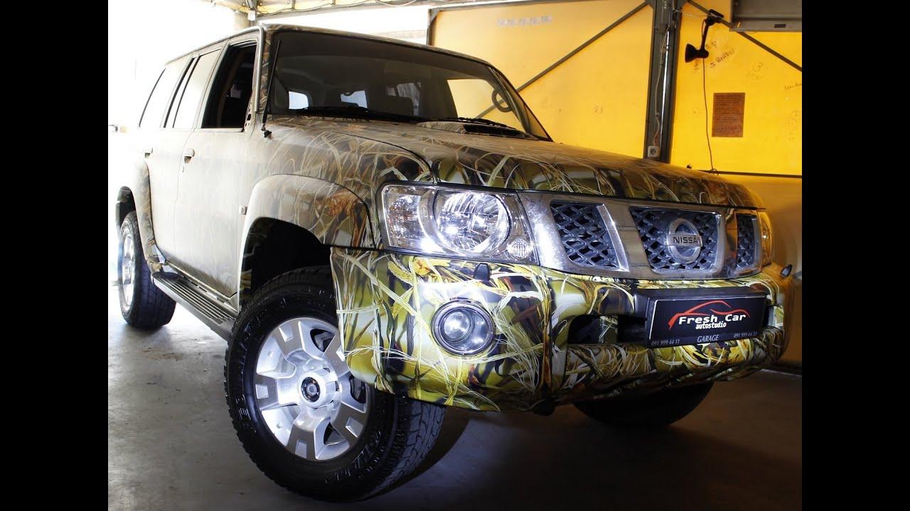 пленка камуфляж русский лес для оклеивания автомобиля автовинил .