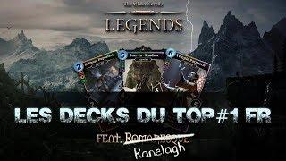 TES Legends - Les decks du Top#1 Légende Français feat. Ranelagh [2/3]