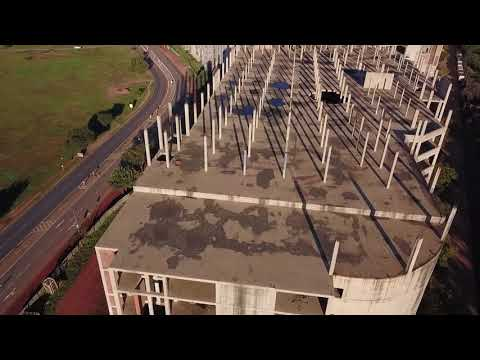 Abandoned Mall Pretoria