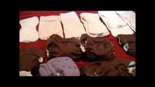 Rumparooz Cloth Diapers Close Up Review