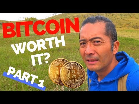 Bitcoin Worth It?  Part One.  For Your Possible Early Retirement!