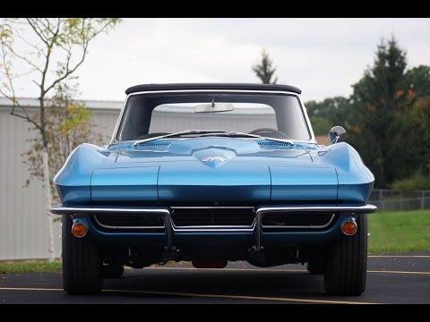 the-lingenfelter-collection:-1965-chevrolet-corvette-sting-ray-convertible