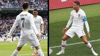 Warum macht Cristiano Ronaldo den