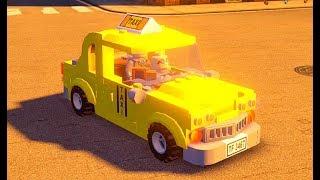 MASSIVE LEGO Trucks, Race Cars, & cars vs. truck - Best LEGO Gameplay - Lego Toy Destruction
