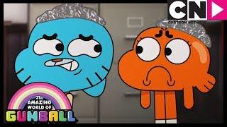 Gumball Türkçe | Boşluk | Çizgi film | Cartoon Network Türkiye