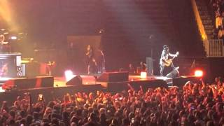Guns n Roses Welcome to the Jungle Las Vegas April 9 2016