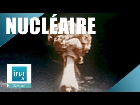 1972 : Les dangers du nucléaire   Archive INA