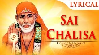 Sai Chalisa | Shirdi Sai Baba Chalisa in Hindi with Lyrics