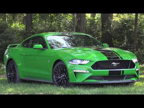 2019 Ford Mustang GT: Review