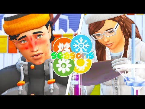 BREAKOUTS, EXPERIMENTING WITH MAKEUP & PROJECTS?? // THE SIMS 4 | SEASONS #26 thumbnail