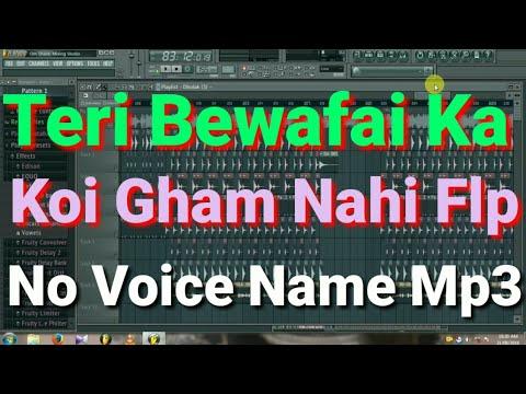Teri Bewafai Ka Koi Gham Nahi Hai Flp Project No Voice Mp3