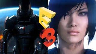 50 лучших игр E3 2015. Часть 5 (Mass Effect: Andromeda, Mirror's Edge: Catalyst и др.)