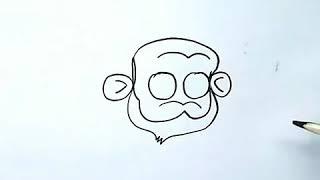 Wie Sie word Hund In eine cartoon-Affe Wordtoons