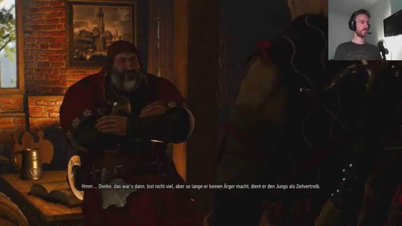 The witcher 3 velen finde die frau des barons