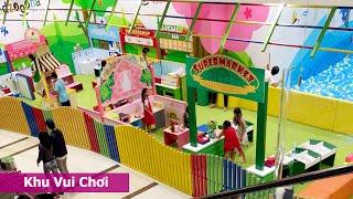 Chơi gì ở Aeon Mall Bình Tân | Khu vui chơi cho trẻ em | Khu trò chơi siêu thị Nhật Bản | ZaiTri