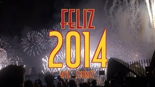 Feliz 2014 - Nye Sydney - Emvb - Emerson Martins Video Blog 2013