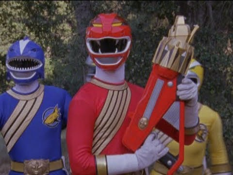 "Power Rangers Wild Force - Power Rangers vs Tombstone Org | Episode 22 ""Sing Song"""