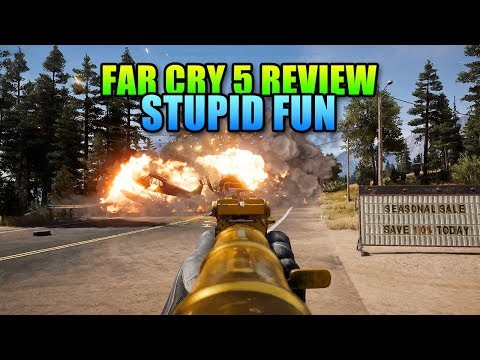 Far Cry 5 Review - Stupid Fun