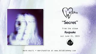 Hatchie - Secret (Official Audio)