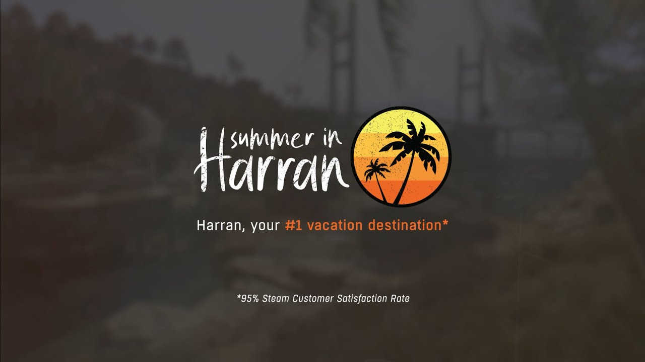 Dying Light - Experience the most unusual ⛱️ vacation of your life!