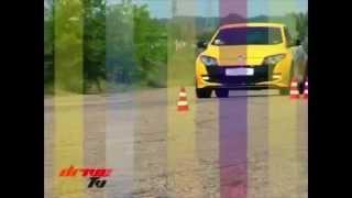 Тест-драйв | Renault Clio Sport RS | Megane RS