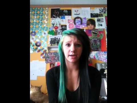 Beyond the zone hair color review ! - YouTube