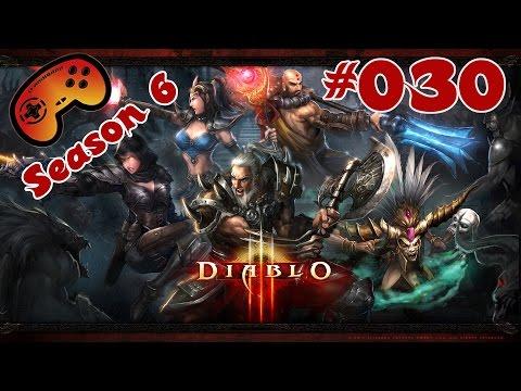 Diablo 3 S6 Hardcore #030 UPS ... Danke Blizz - Diablo 3 Season 6 Hardcore - Patch 2.4.1