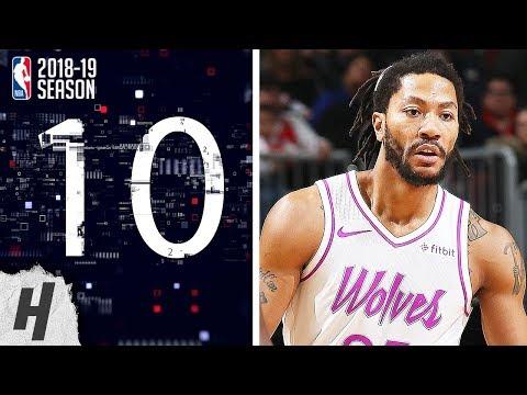NBA Top 10 Plays of the Night | December 26, 2018