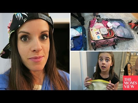 Family Travel Tips with Katilette – Packing for a Family Trip | The Mom's View